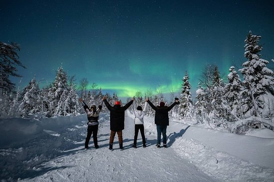 One Day in Lapland