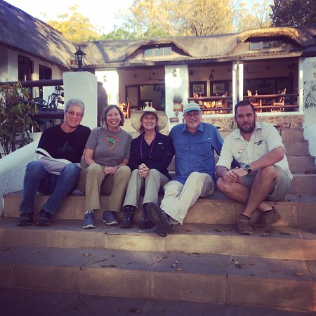 Hoedspruit, South Africa: The end of a great trip