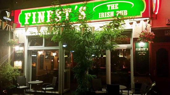 Finest's The Irish Pub
