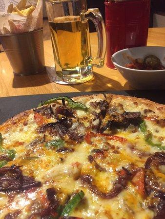 Restaurant Decor Picture Of Pizza Hut Paisley Tripadvisor