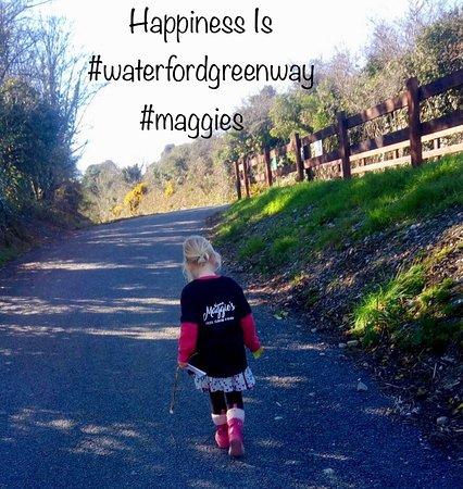 Kilmacthomas, Ireland: Maggie's Feel Good Food