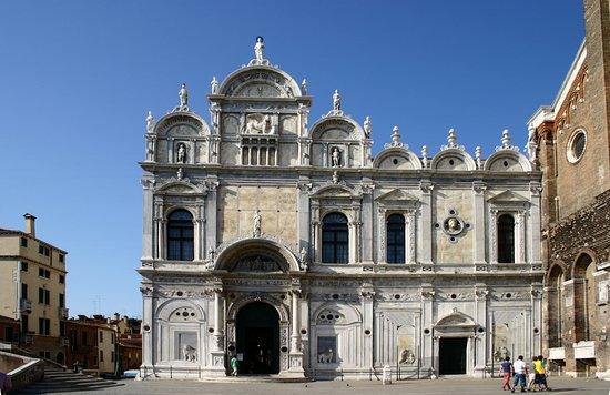 Lido di Venezia, Italië: Scuola San Marco, Venice