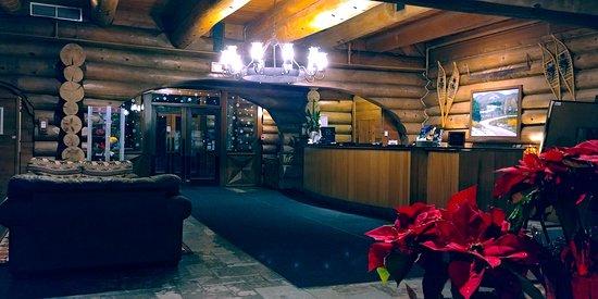 Lobby Area at Le Grand Lodge