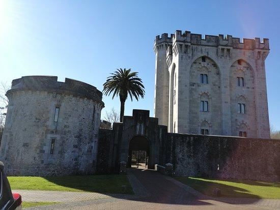 Acceso Principal Picture Of Castillo De Arteaga