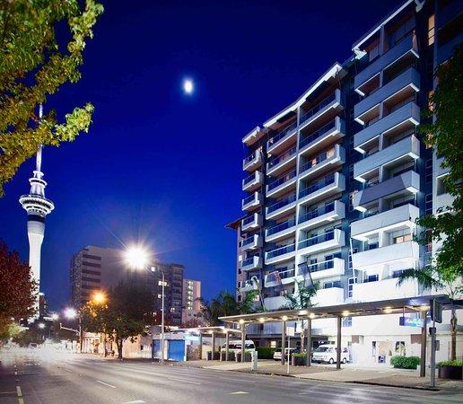 VR Auckland City, hôtels à Auckland Centre