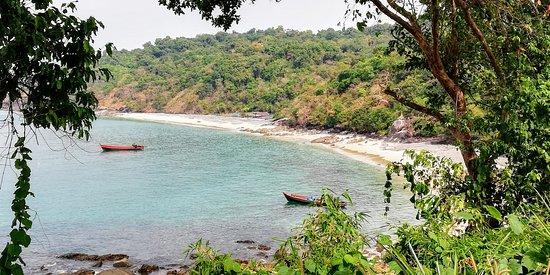 Secluded beach, Dawei Peninsula.