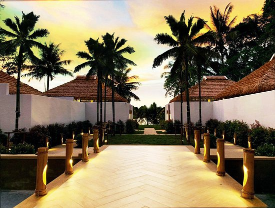 Oasis Tropical Retreat Spa