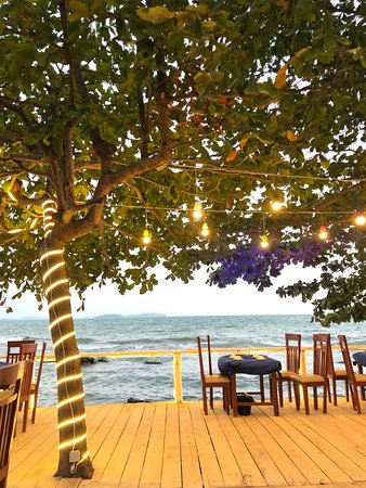 Sihanoukville Province, Cambodia: Seating Area