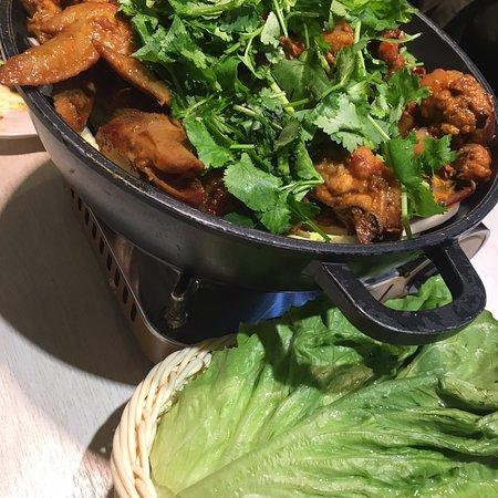 抵食雞煲及越式料理