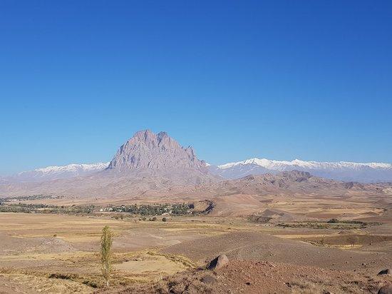 Nakhchivan, Azerbaijan: Inandag -Holy mountain of Prophet Noah legend