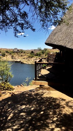 Rehoboth, Namibia: My recent trip to Lake Oanob was phenomenal.. Had the best chalet, nice view, did a few activities. A must see place and I will definitely go back again.