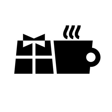 Mytishchinsky District, Rússia: Логотип Coffee $ Presents