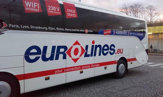 voyage montpellier - strasbourg - avis de voyageurs sur eurolines