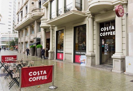 Costa Coffee Diagonal Barcelona - L'Antiga Esquerra de l'Eixample - Photos & Restaurant Reviews