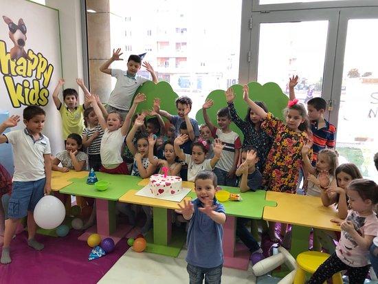 Happy Kids Djecija igraonica Podgorica