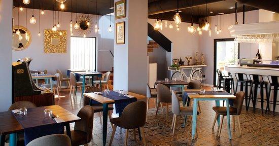 Nuda Terra Restaurante & Lounge.  Cocina de temporada