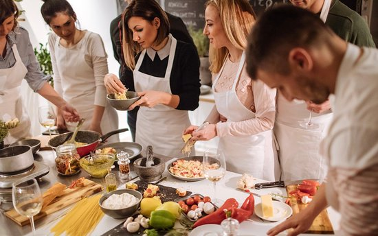 Italian Cookery Courses