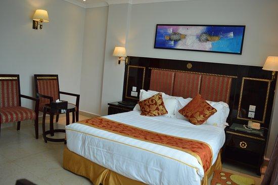 Mtwara Region, Tanzanie: Superior Deluxe Room . Very spacious and Comfy