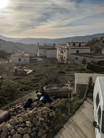 Mecina Bombaron, Spain: Altas Vistas Alojamientos Rurales