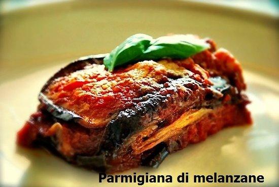 Mezzolombardo, Italia: Parmigiana