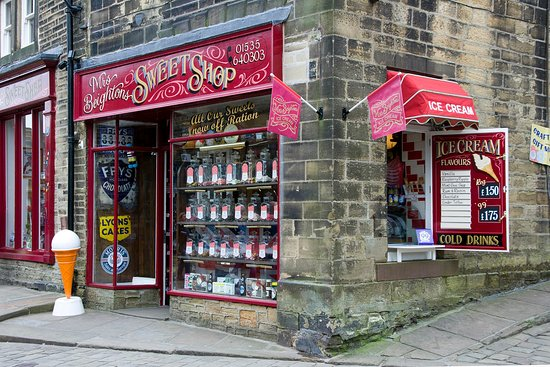 Mrs Beightons Sweet Shop
