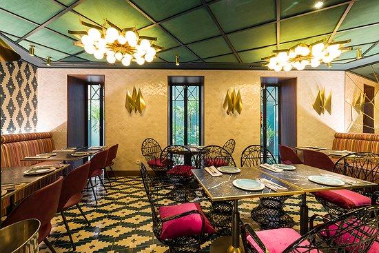 imagen Bangalore Modern Indian Cuisine en Madrid