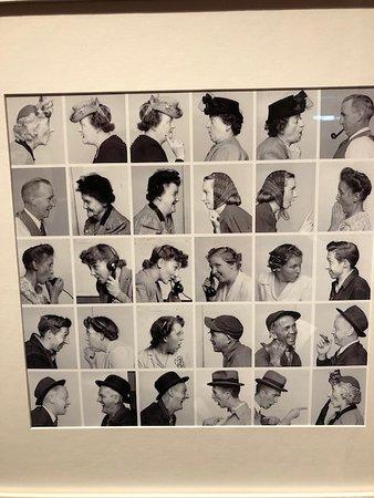 Norman Rockwell Museum: Gossips photo study