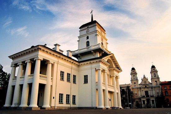 Tour guide Minsk