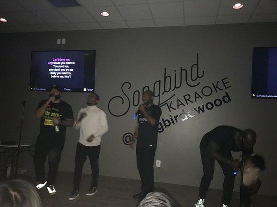 Songbird Karaoke