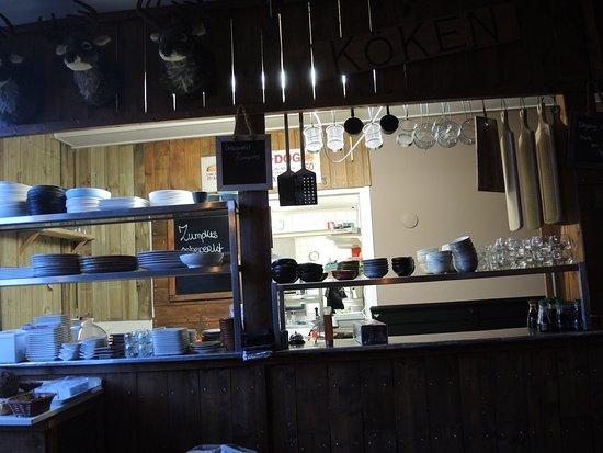 Borculo, The Netherlands: Open keuken