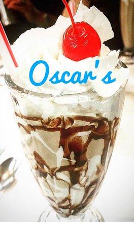 Roanoke Rapids, Carolina del Norte: Vanilla milkshake yum!