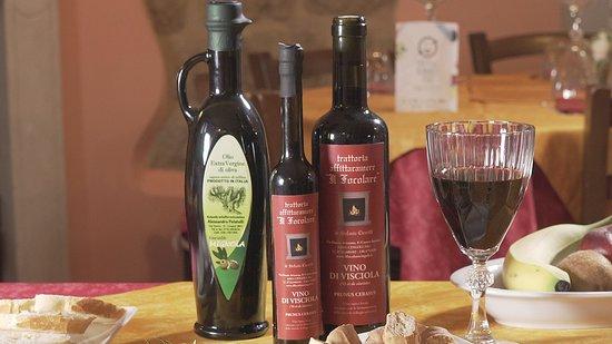 Il nostro vino di visciola