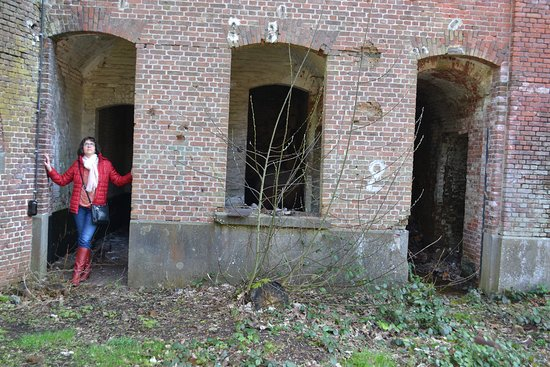 Flanders, Belgien: Fort van Walem