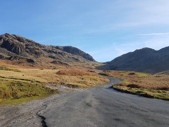 Broughton-in-Furness, UK: Hard Knott Pass