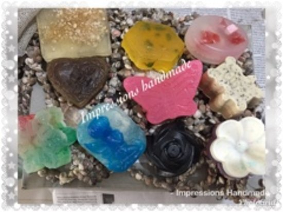 Impressions Handmade Soaps and More