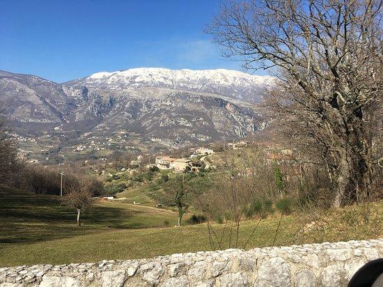 Cusano Mutri, إيطاليا: Panorama