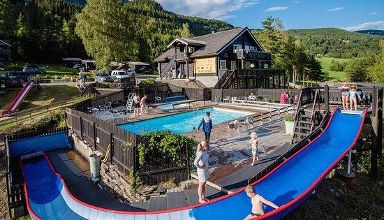 Oyer Municipality, Norway: Rustberg Hytter & Camping