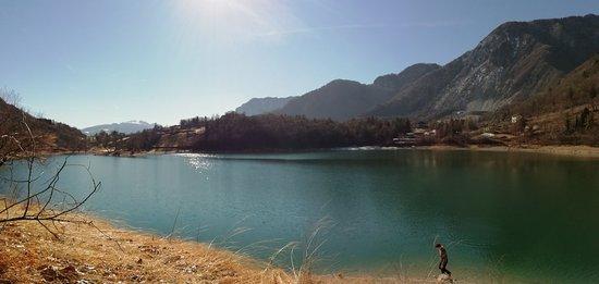 Lago di Tenno – fotografia