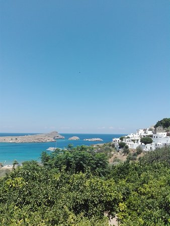 Lindos, Greece: Λίνδος