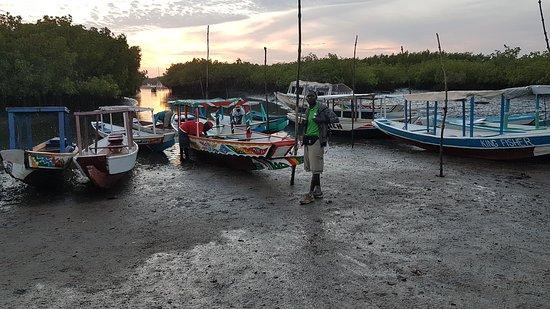 Gambian Bird Guide Ansuman Drammeh -  Best Boy Tours