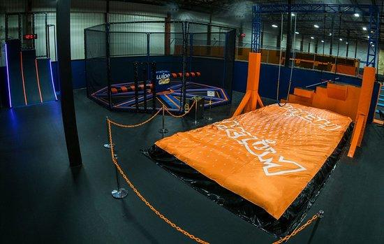 Helium Trampoline & Indoor Adventure Park