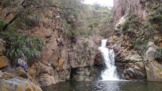 Cascada El Hornillo