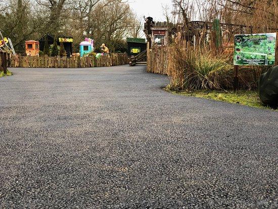 Reedham, UK: Pettitts Animal Adventure Park