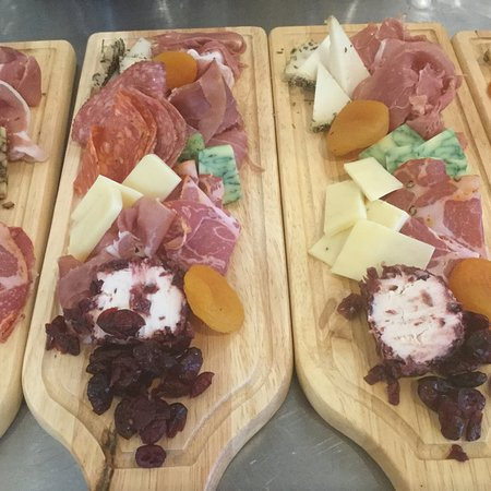 Gourmet Cheese and Charcuterie