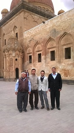 Dogubeyazit, Türkei: Agrida bir Saray
