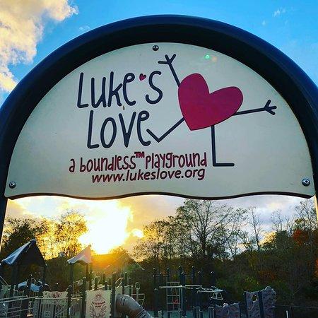 Luke's Love Boundless Playground: Reopening Spring 2019!
