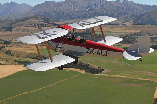NZ Flying Adventures