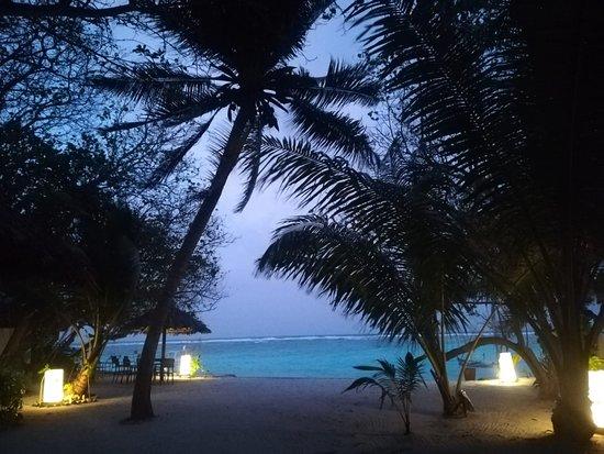 Thinadhoo Island Photo