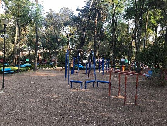 Parque Arboledas