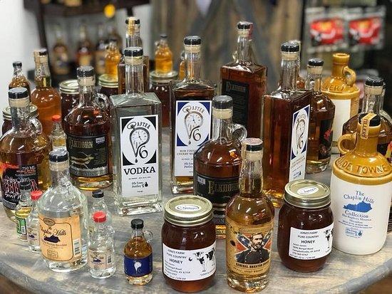 Olde Towne Distillery